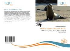 Capa do livro de Mafia Island Marine Park