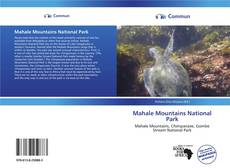 Bookcover of Mahale Mountains National Park