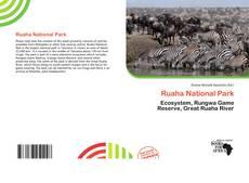 Buchcover von Ruaha National Park