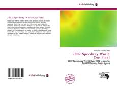 2002 Speedway World Cup Final的封面