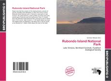 Обложка Rubondo Island National Park