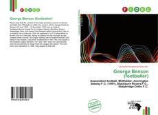Bookcover of George Benson (footballer)