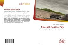 Bookcover of Serengeti National Park