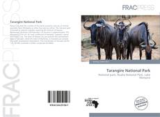 Bookcover of Tarangire National Park