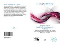 Bookcover of Jardin Botanique de Padoue