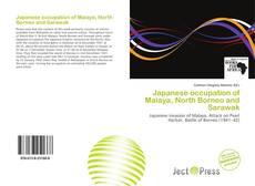 Capa do livro de Japanese occupation of Malaya, North Borneo and Sarawak