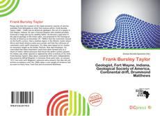 Couverture de Frank Bursley Taylor