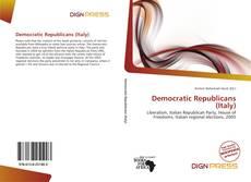 Democratic Republicans (Italy)的封面