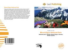 Portada del libro de Mount Elgon National Park
