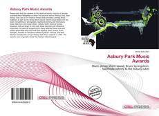 Bookcover of Asbury Park Music Awards