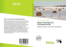 Portada del libro de Asian Touring Car Championship
