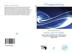 Buchcover von Future and Freedom