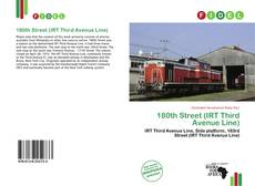 Bookcover of 180th Street (IRT Third Avenue Line)