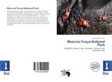 Обложка Mosi-oa-Tunya National Park