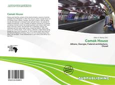 Portada del libro de Camak House