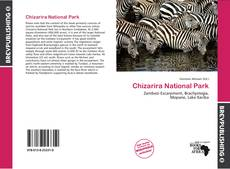 Couverture de Chizarira National Park