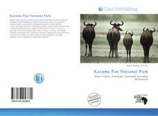 Bookcover of Kazuma Pan National Park