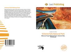 Bookcover of Victoria Falls National Park