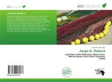 Jorge A. Swieca kitap kapağı