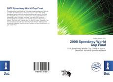Couverture de 2008 Speedway World Cup Final