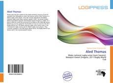 Capa do livro de Aled Thomas