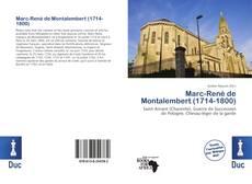 Buchcover von Marc-René de Montalembert (1714-1800)