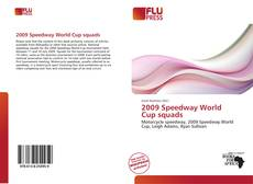 Capa do livro de 2009 Speedway World Cup squads