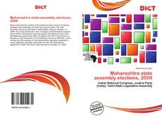 Couverture de Maharashtra state assembly elections, 2009