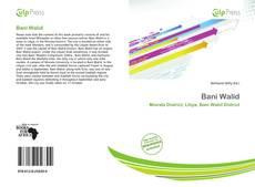 Couverture de Bani Walid
