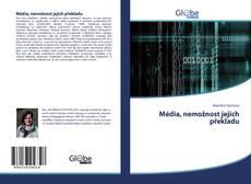Capa do livro de Média, nemožnost jejich překladu