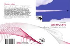 Bookcover of Waddan, Libya