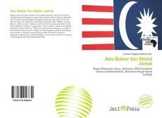 Bookcover of Abu Bakar bin Abdul Jamal