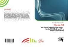 Buchcover von Honda NR