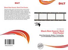 Bookcover of Black Reel Award: Best Film Poster