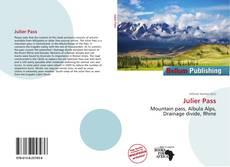 Bookcover of Julier Pass