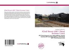 Capa do livro de 42nd Street (IRT Third Avenue Line)