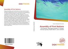 Bookcover of Assembly of First Nations