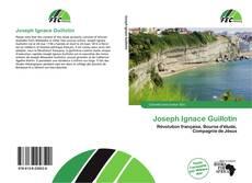 Buchcover von Joseph Ignace Guillotin