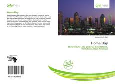 Bookcover of Homa Bay