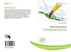 Bookcover of Miloš Obradović
