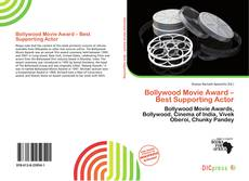 Bollywood Movie Award – Best Supporting Actor的封面