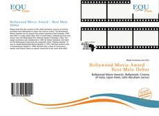 Bollywood Movie Award – Best Male Debut的封面