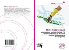 Buchcover von Mirko Radovanović