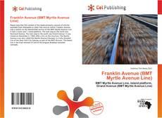 Capa do livro de Franklin Avenue (BMT Myrtle Avenue Line)
