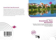 Borítókép a  Grand Falls, New Brunswick - hoz