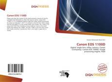 Обложка Canon EOS 1100D