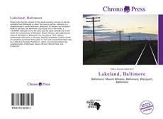 Bookcover of Lakeland, Baltimore