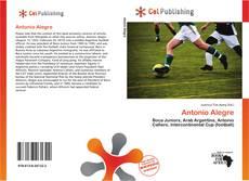 Buchcover von Antonio Alegre