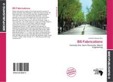 BS Fabrications kitap kapağı