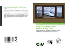 Обложка Chestnut Street (BMT Fulton Street Line)